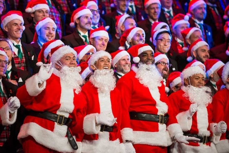 """The San Francisco Gay Men's Chorus Presents """"Home for the Holidays"""""""