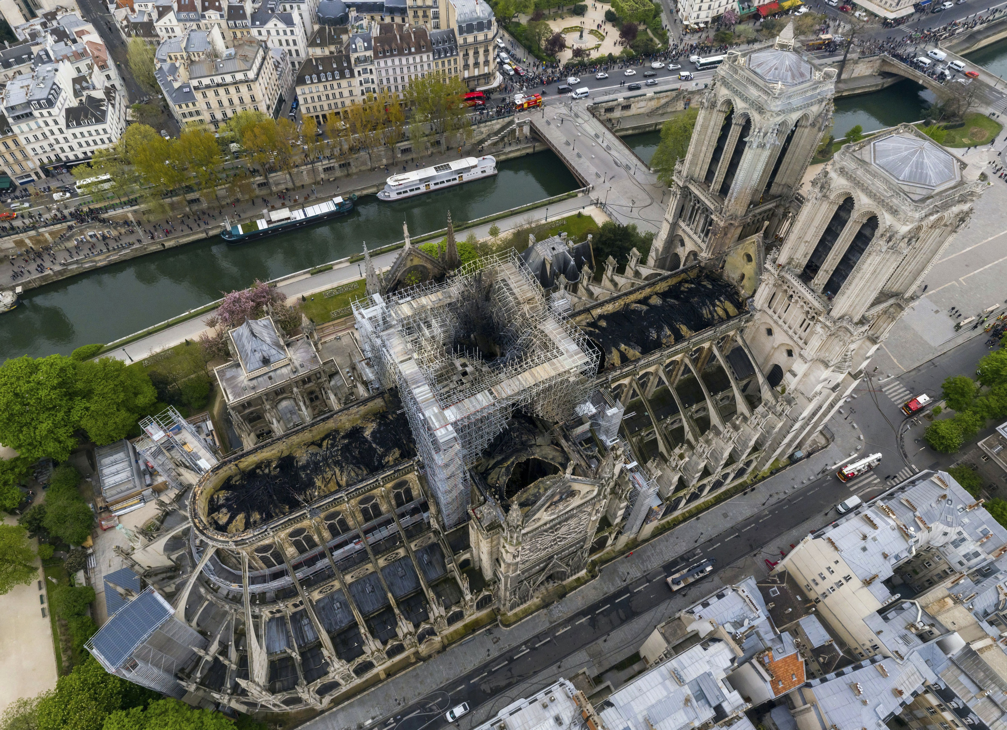 What Will It Take to Rebuild Notre-Dame Cathedral?