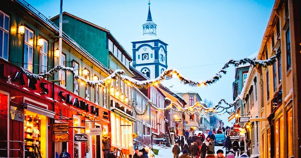 Surprising Holiday Traditions Around the World