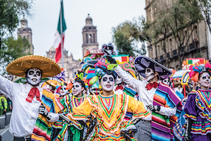 Mexico's Celebration of Life