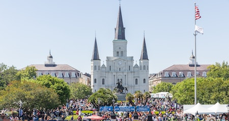 Everything You Need to Know About the French Quarter Festival in New Orleans