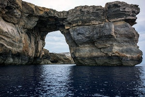 Famous Malta Arch Collapses Into the Sea