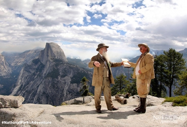 National Parks Adventure debuted in IMAX theaters last week.
