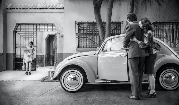 "Written and directed by Oscar winner Alfonso Cuarón, Netflix's ""Roma"" focuses on the life of Cleo, an indigenous woman who works as a maid for a middle-class family in 1970s Mexico City."