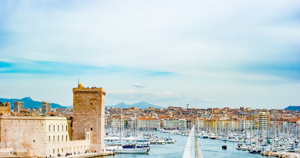 Seaside Marseille Is the City for Food Lovers
