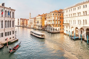 Venice Is Charging a New Tax for Day-Trippers