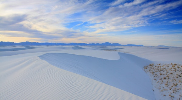 White Sands Just Became the Newest U.S. National Park
