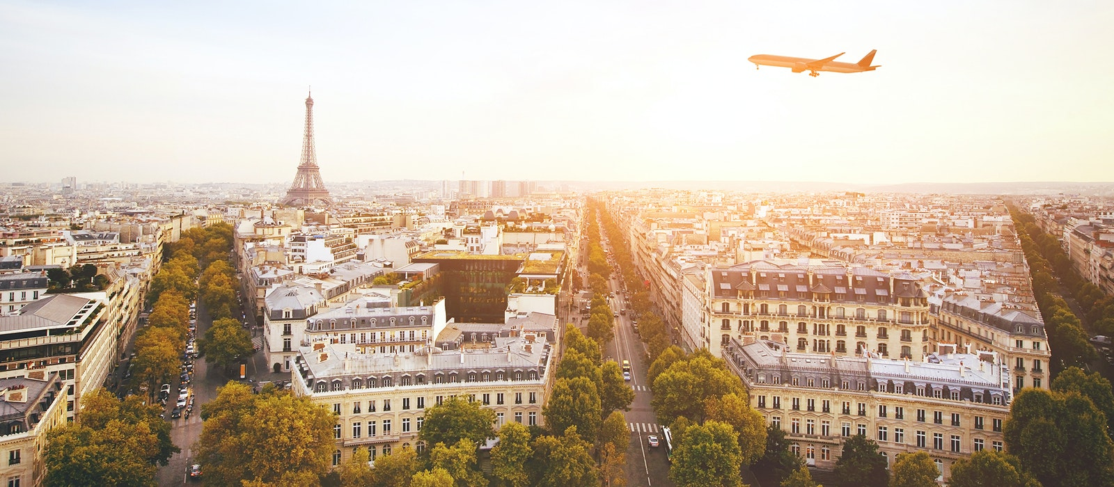 Paris is at its best in the spring—plus it's more affordable to fly there then versus the summer.