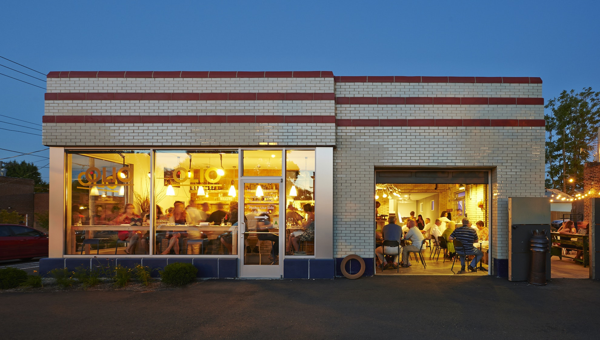 7 Former Gas Stations That Are Now Restaurants Worth Visiting