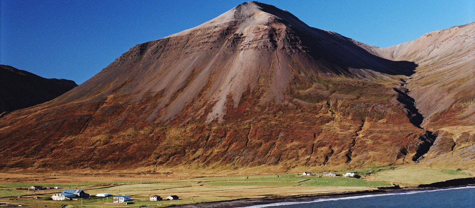 The Borgarfjörður Eystri area, in the eastern fjords, is known for hiking and bird-watching.