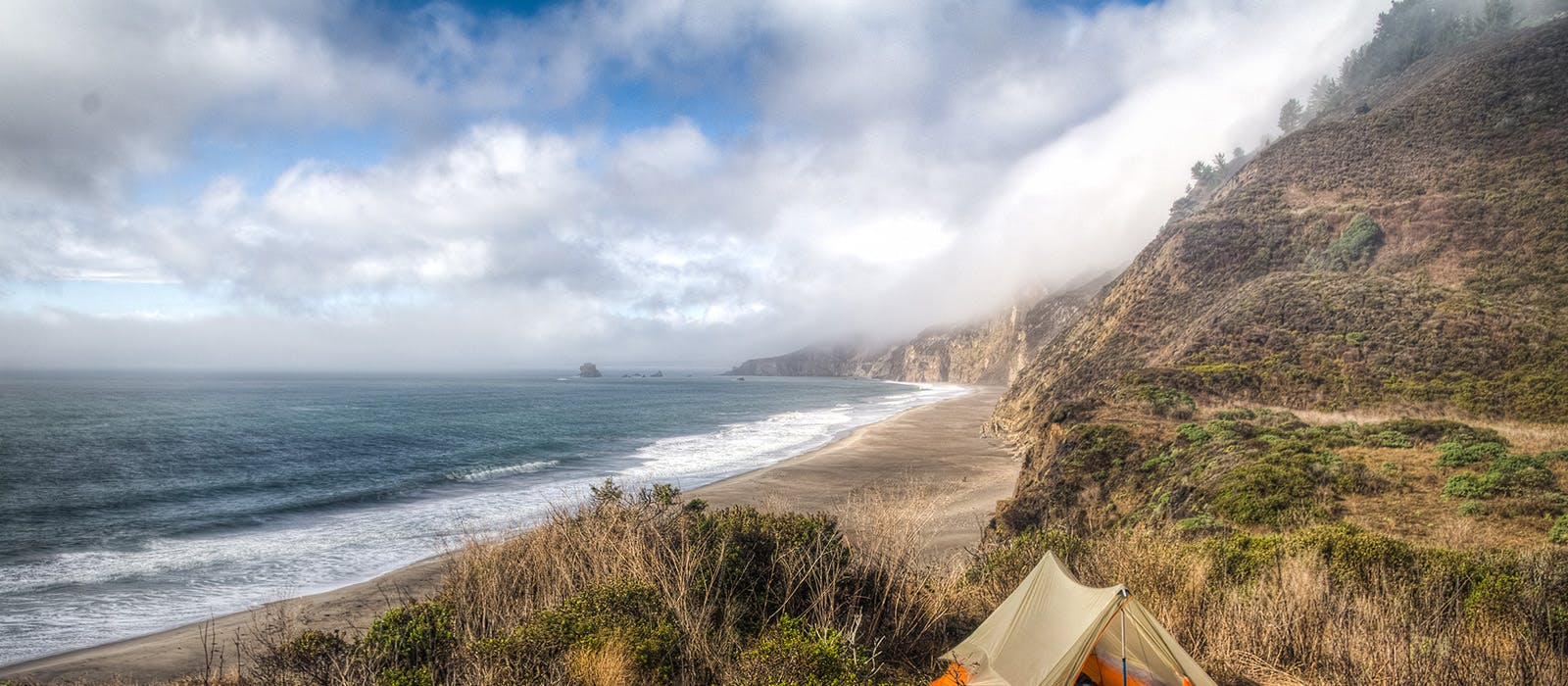 The Best Beach Camping In California