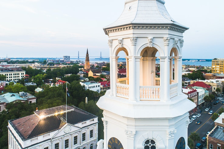 Do as the locals do to find out what makes Charleston tick.