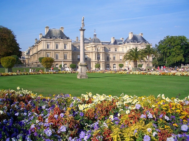 Jardin du Luxembourg, Paris's best place to chill in the spring
