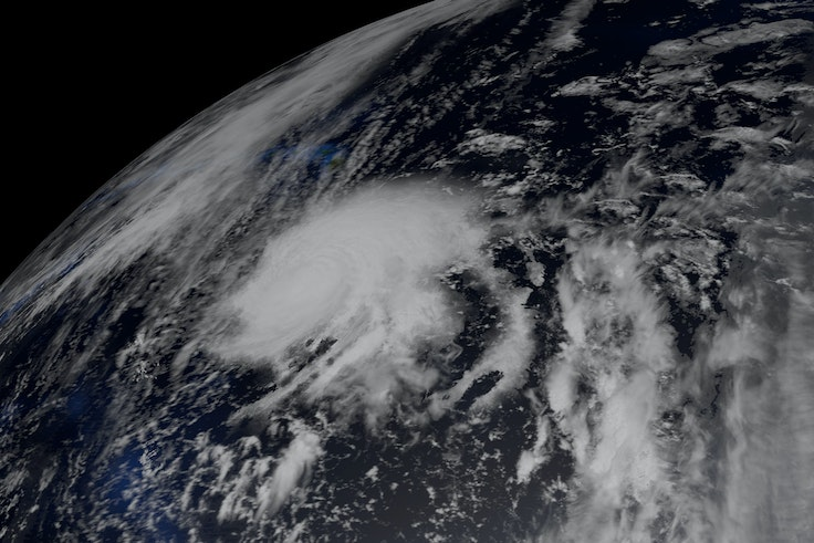 Hurricane Hector passed by Hawaii without making landfall in early August 2018.