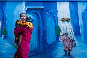 World in Focus: 10 Stunning Photographs that Capture the Many Colors of Morocco