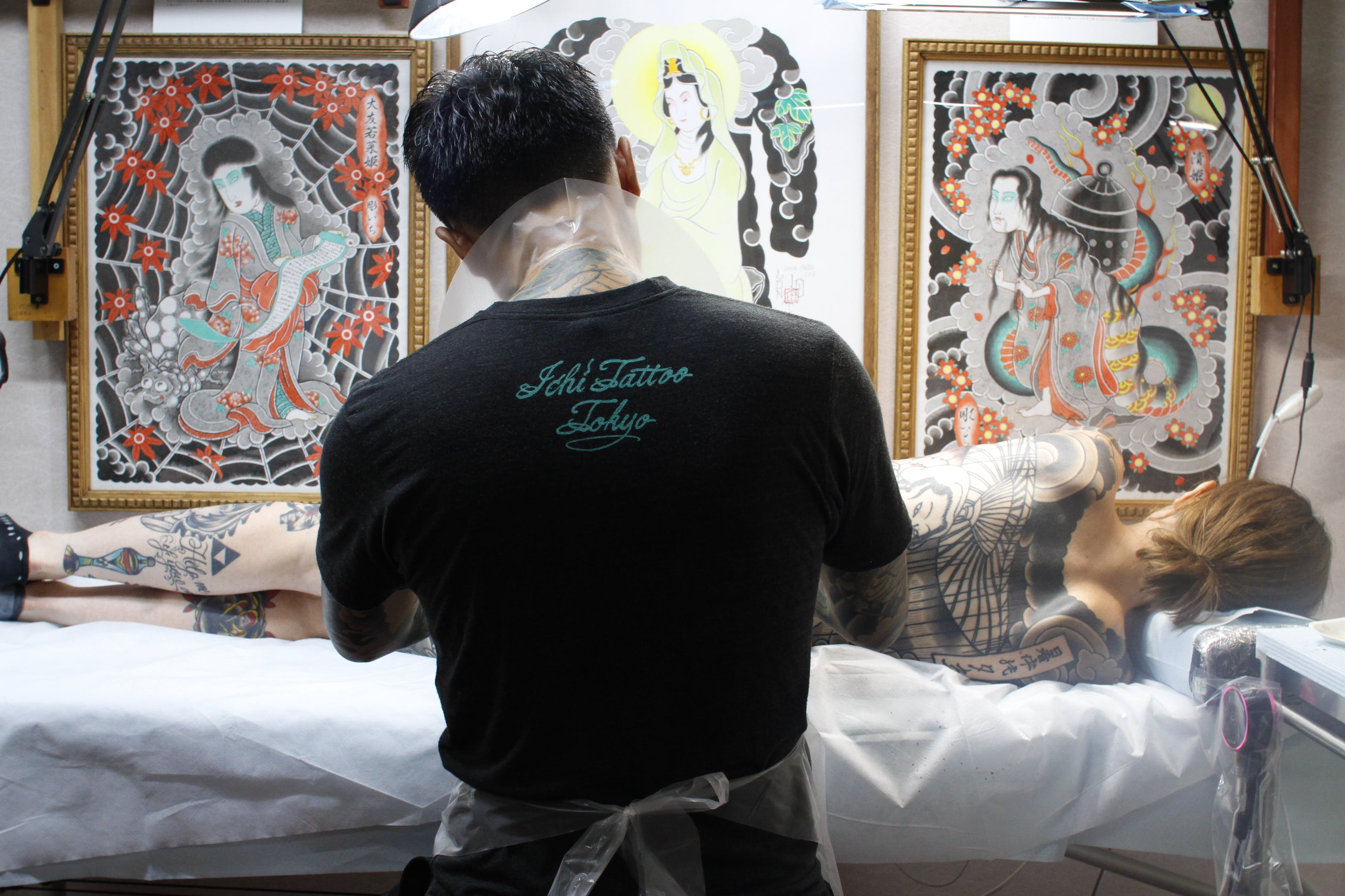 Ichi Tattoo Tokyo showcases traditional Japanese art styles in tattoos.