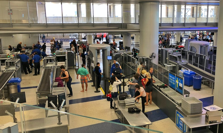 How much are you willing to pay for access to shorter security lines at the aiport?