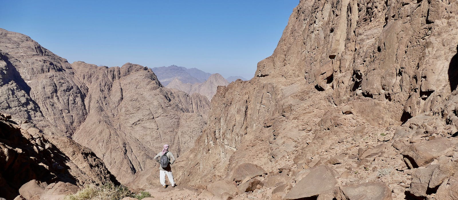 Local Bedouin Tribe Opens 105 Mile Red Sea Mountain Trail In Egypt
