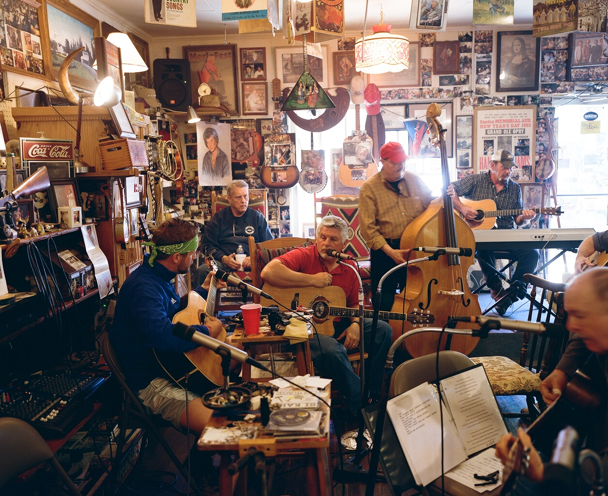 Where to Experience Bluegrass Culture in North Carolina