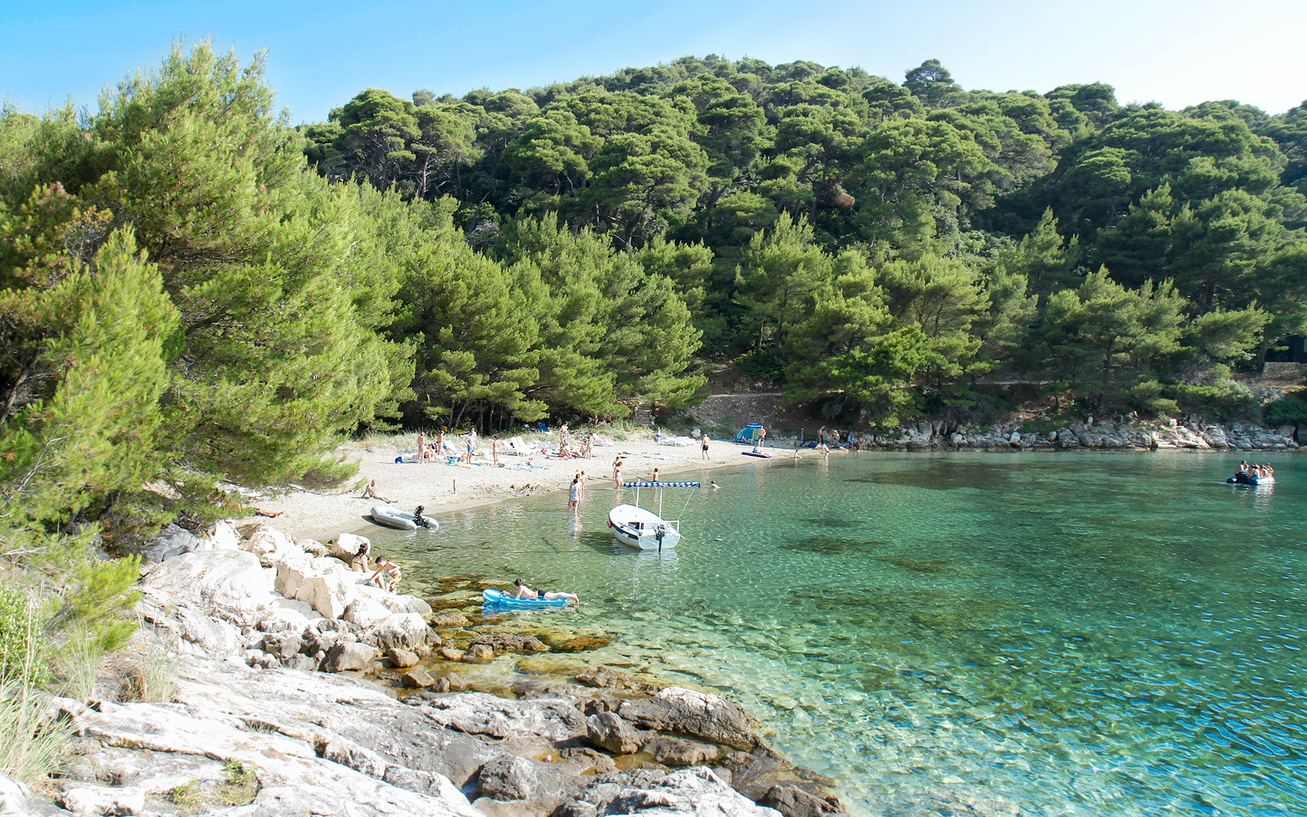 The Best Beaches in Croatia, From Secret Islands to Movie Locations