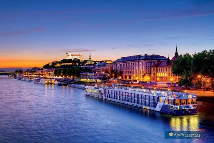 The Danube riverboat cruise, part of AmaWaterways' collection