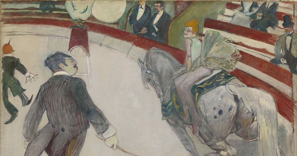 Henri de Toulouse-Lautrec Retrospective Opens at the Grand Palais in Paris