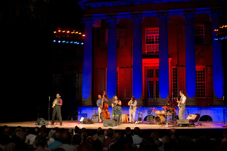 Charleston's Spoleto Festival USA brings world-class art and performances to town.