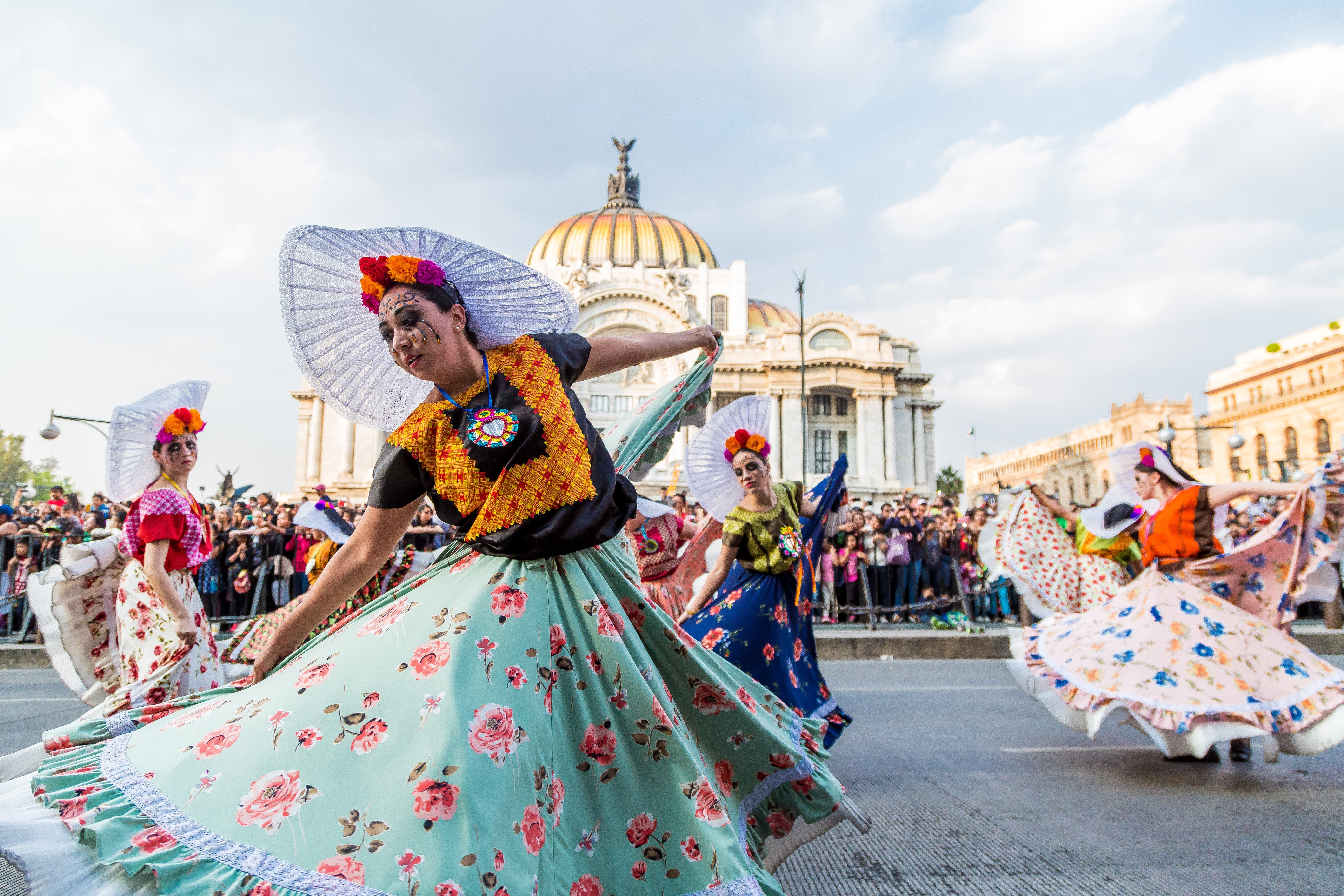 Everything You Need To Know About Día De Los Muertos Afar