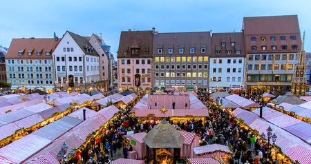 The Best Christmas Market Cruises