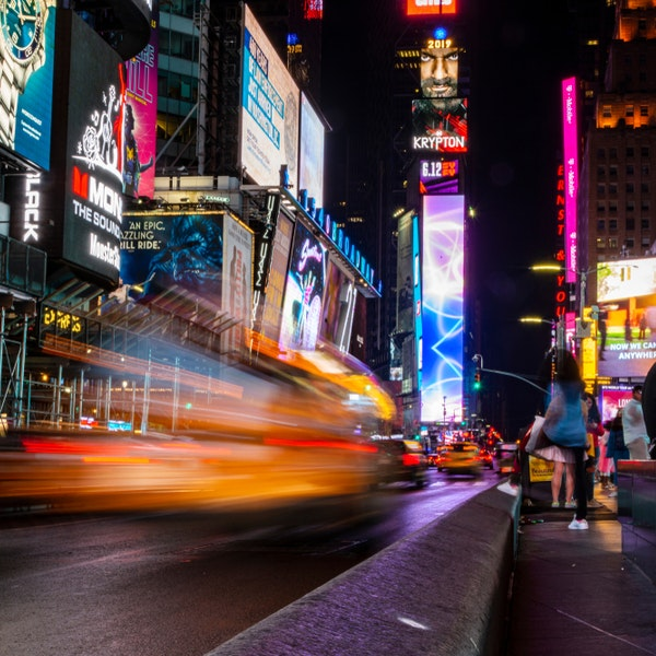 Is Times Square Getting Cool? 5 Things to Do After Your Next Broadway Show