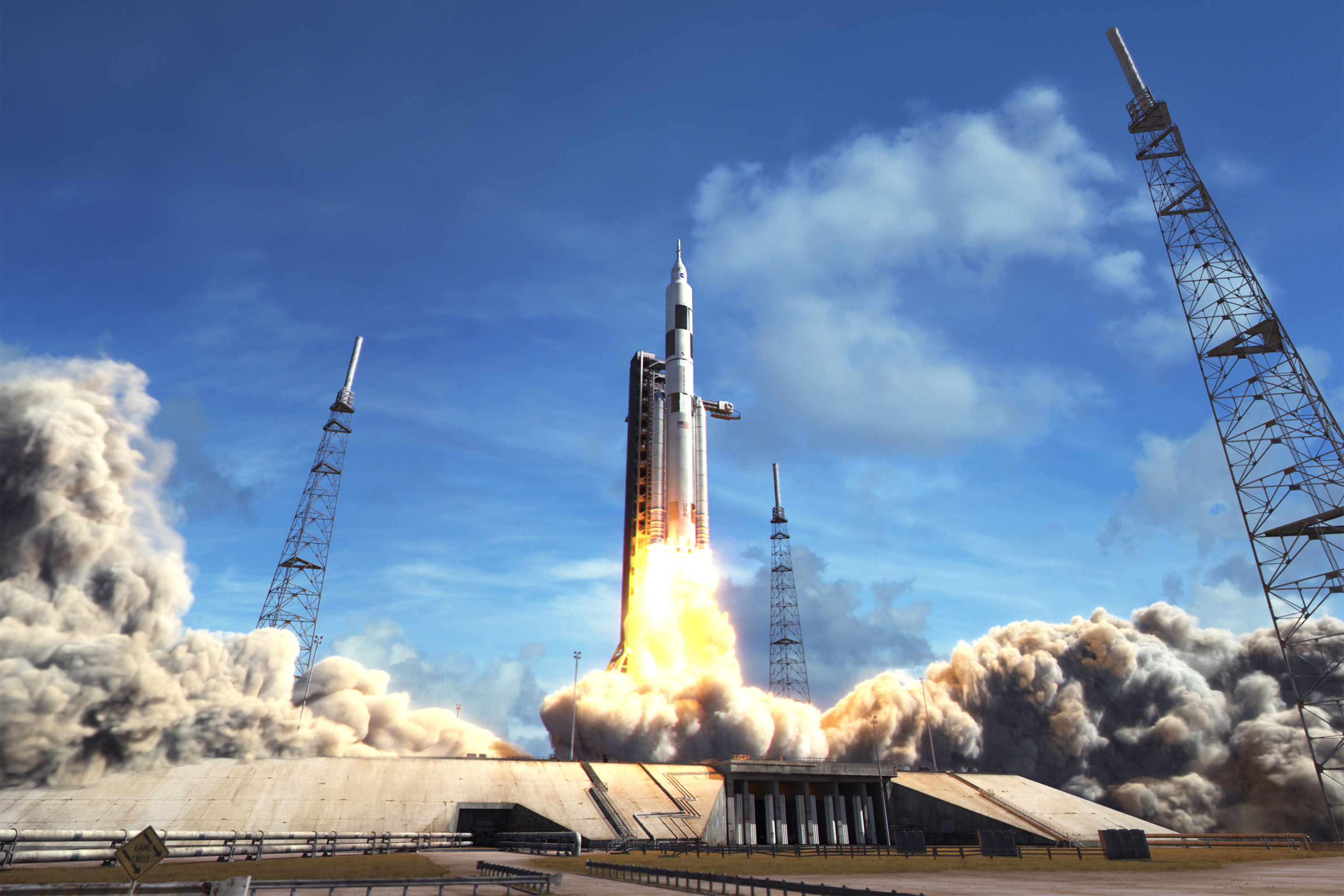 Where to Watch Space Rocket Launches