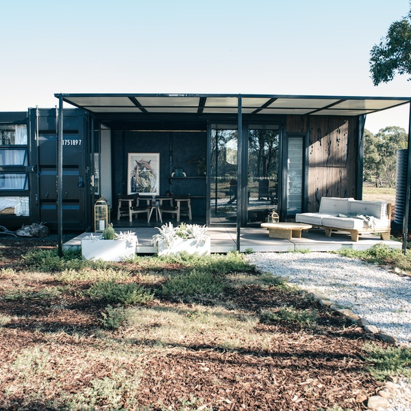 Think Inside the Box: The Coolest Revamped Shipping Container Hotels