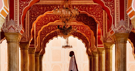 Airbnb Wants You to Live Like a Royal in Jaipur's City Palace