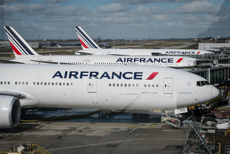 The new tax will affect all airlines that fly out of France.