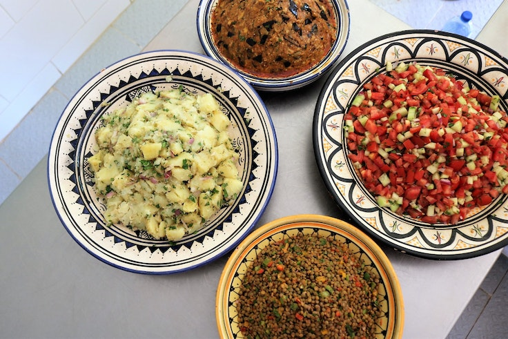You'll have to step off the tourist trail to encounter Morocco's most satisfying dishes.