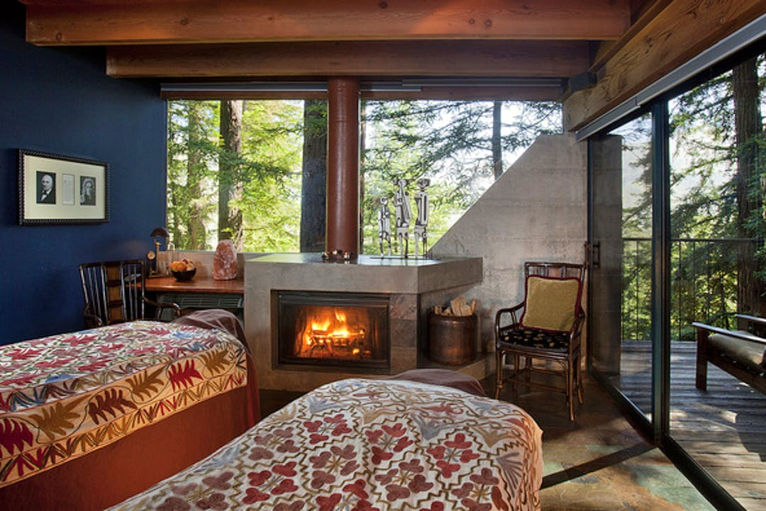 The World S Best Hotel Rooms With Fireplaces