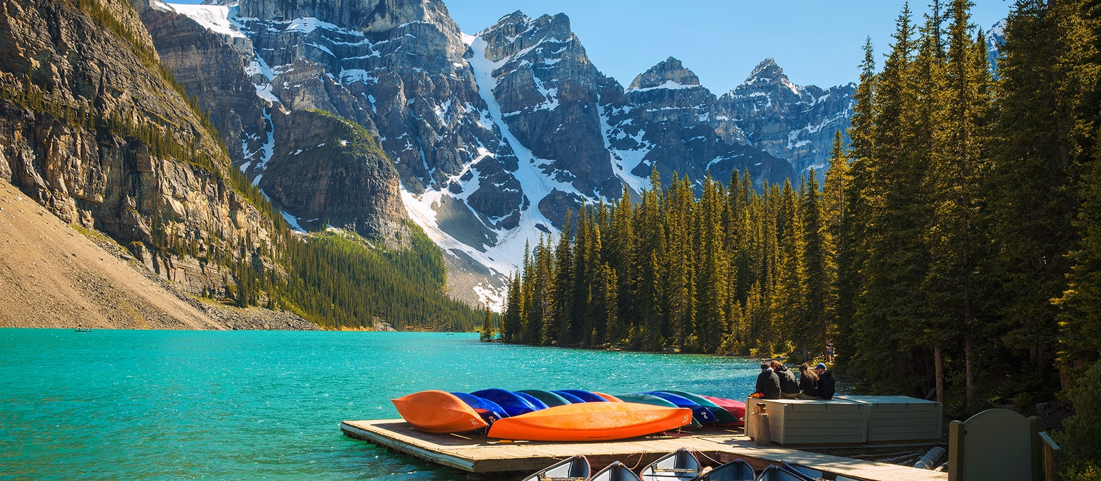 Finding your favorite time to visit these pristine mountains may require some experimentation.