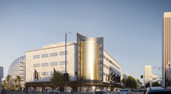 Yes, the Academy Museum of Motion Pictures Is Finally Opening in Los Angeles