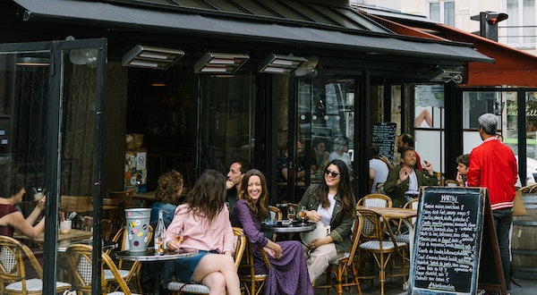 How Women in Paris Are Transforming the City