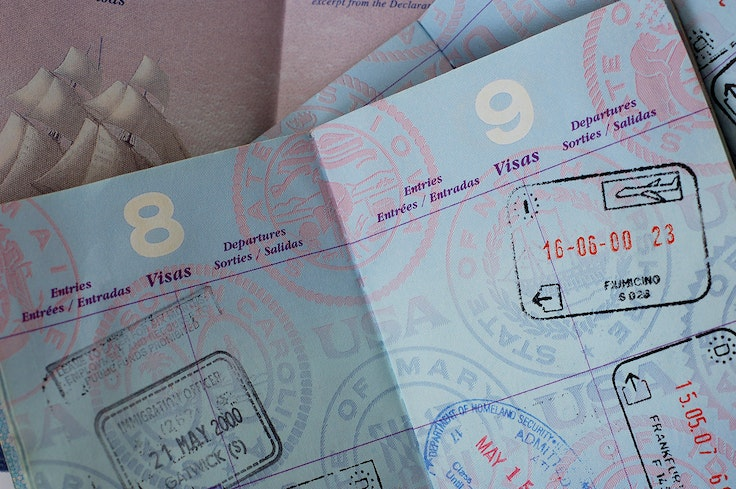 Renewing your passport requires a decent amount of planning.