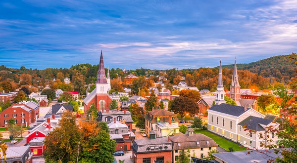You Could Get Paid to Move to Vermont in 2020