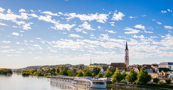 A European Cruise Is the Best Way to Cycle Through Europe