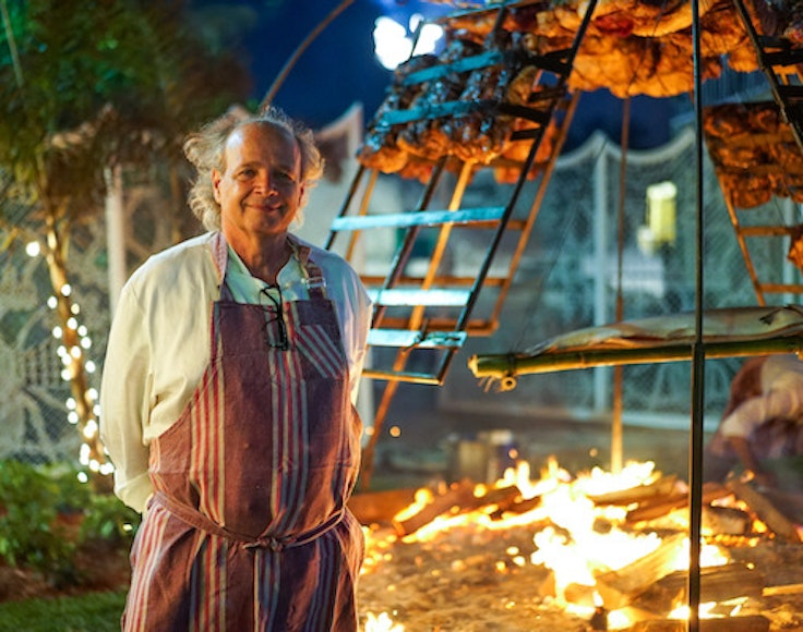 Chef Francis Mallmann Opens A New Restaurant Serving South