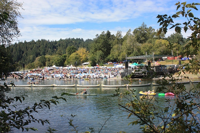 How to Eat Your Way Along the Russian River