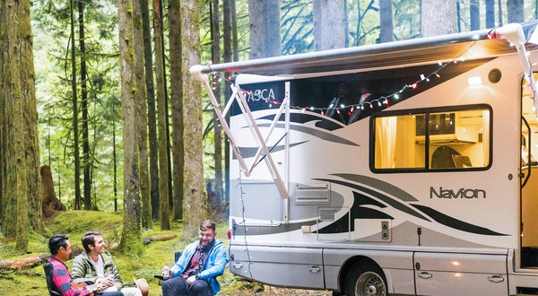 RV Rentals Are Zooming Along Right Now