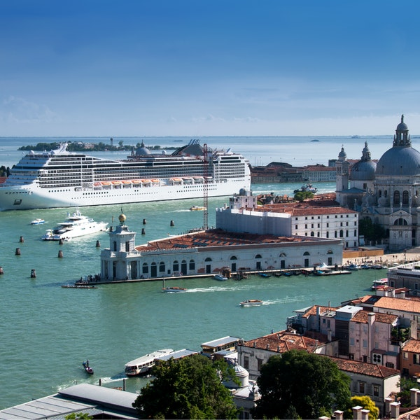 Venice May Reroute Large Cruise Ships From City Center