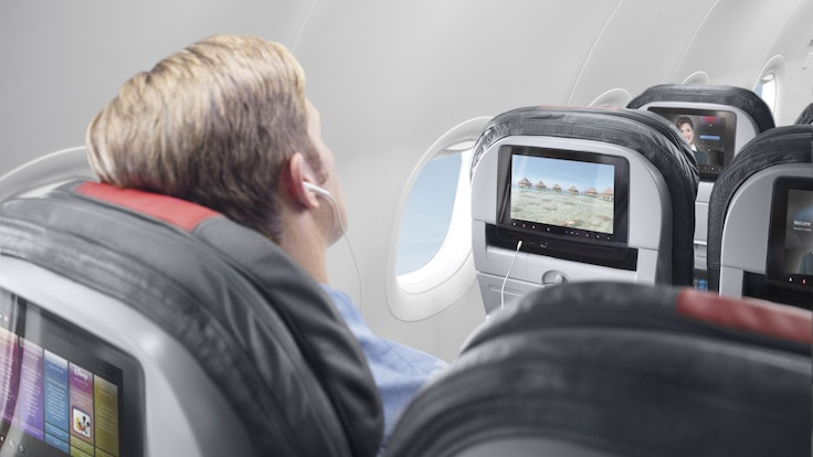 Seatback screens may soon be a thing of the past, as airlines focus on in-flight Wi-Fi and ecourage fliers to stream content through their own devices.