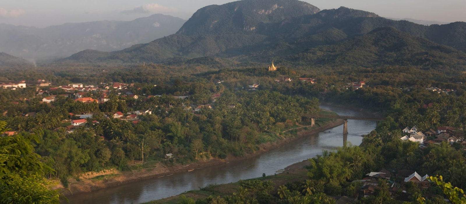 Life in Luang Prabang moves at a blissfully unhurried pace.