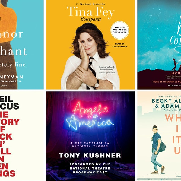 15 of the Best Audiobooks for Road Trips