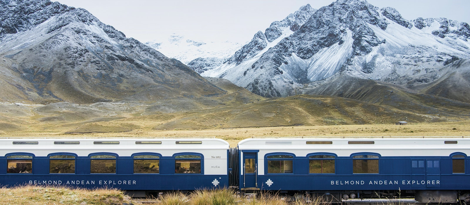 LVMH is acquiring all Belmond properties, including its luxury sleeper train in Peru, in 2019.